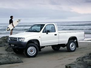 Toyota Hilux Single Cab 1997 года (AU)